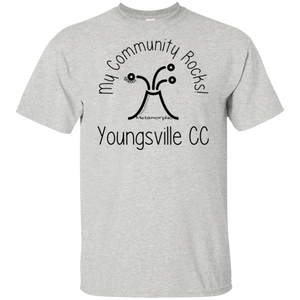 community rocks Gildan Youth T-Shirt