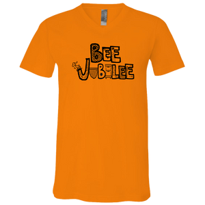 BEE JUBILEE Soft T-Shirt V-neck