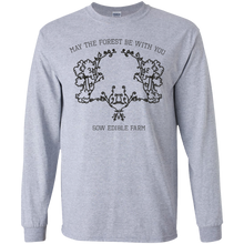 forestbewithyou Gildan Youth LS T-Shirt