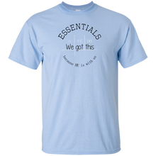 We got this essentials Gildan Youth T-Shirt