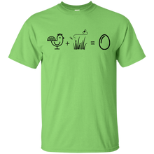 chicken math T-Shirt