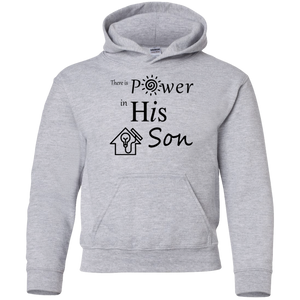 power SON Gildan Youth Hoodie