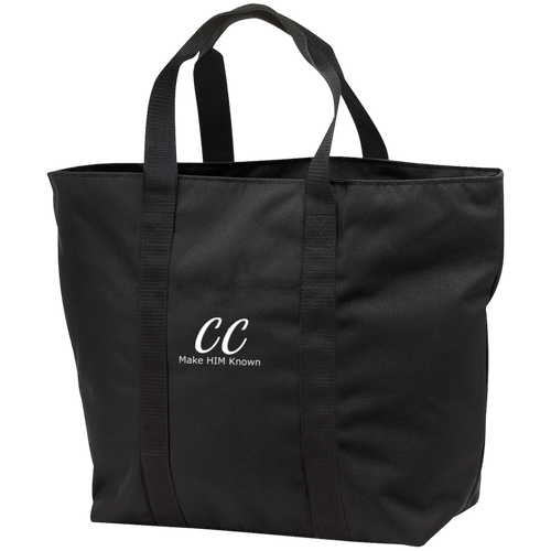 CC All Purpose Tote Bag