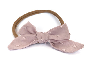 Dusty Rose Florence Headband