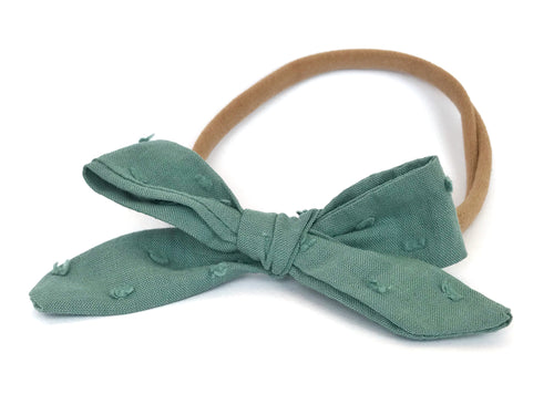Dusty Mint Florence Headband