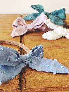 Dusty Blue Florence Headband
