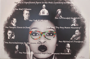 Black History Month Special    ~     It Only Takes ONE