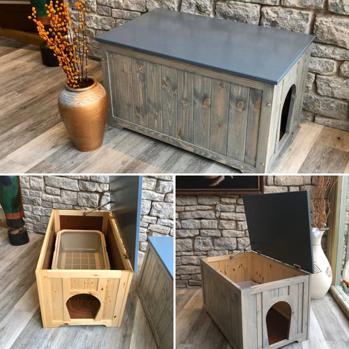 Customised Litter Tray Furniture ~ Contact us