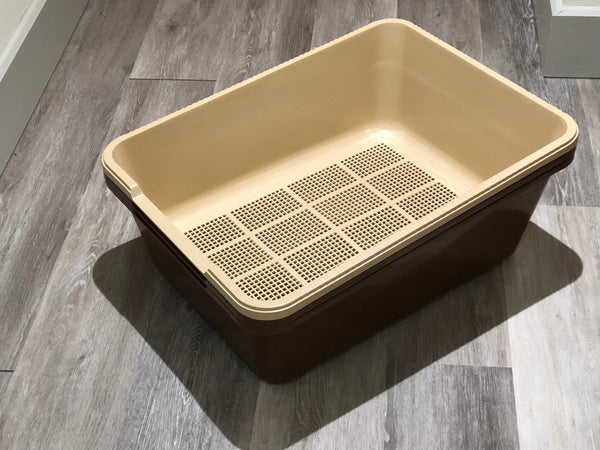 Maxi Sieve Tray & 2 Base Trays ( 3 Piece set )