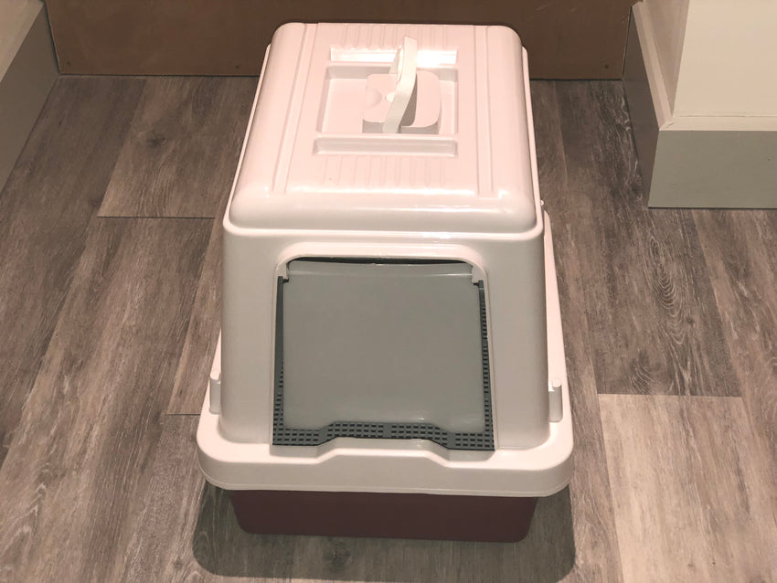 Standard Litter Tray Hood to fit Standard Tray System