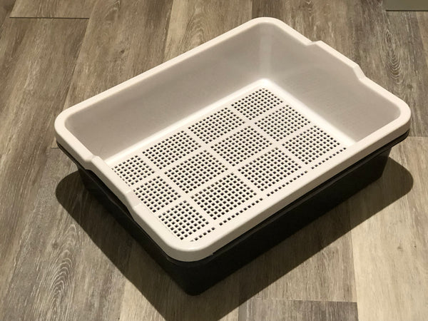 Standard Sieve Litter Tray System ( out of stock until 29th January )