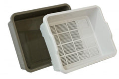 Standard Sieve Litter Tray System