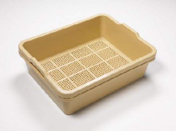 Hooded Standard Tray System plus Spare Base tray & Scoop