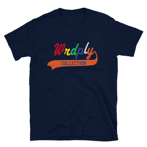WRDPLY Collection VARSITY Signature Support Tee