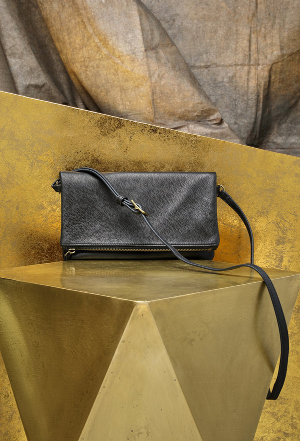 Eileen Crossbody in Black