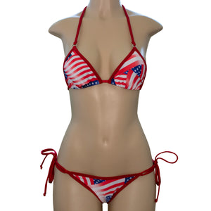 4th of July Bikini Set
