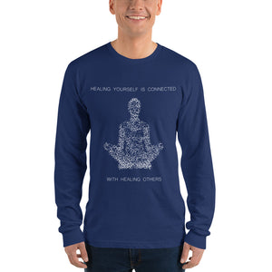 Healing Others Long Sleeve Tee