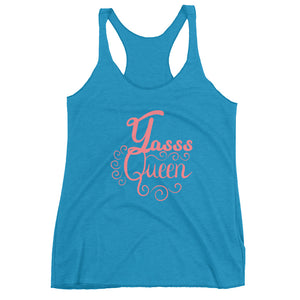 Yasss Queen Fitness Tank