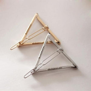Simple Triangle Hairpin