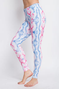 Charlee Tribal Fitness Leggings