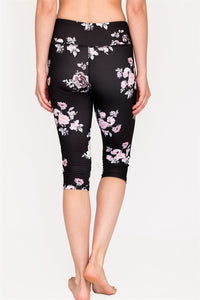 Daisy Performance Capri Leggings