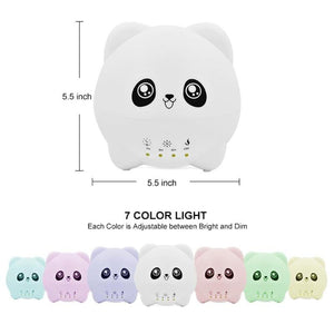 Mini LED Panda Humidifier