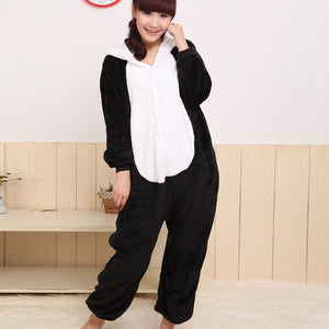 Hooded Panda Onesie