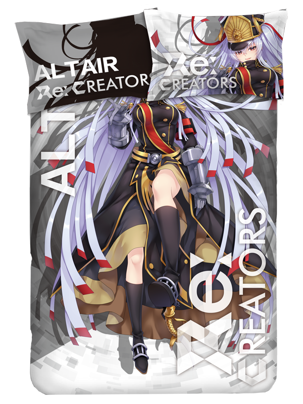 Re:creators Altair Anime Bed Sheets