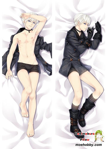 Nier: Automata 9S Anime Dakimakura Hugging Body Pillow Cover