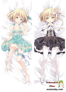 New Anime Loli Dakimakura Angels 3Piece! Nude Kaneshiro Sora Hugging Body Pillow Case Cover