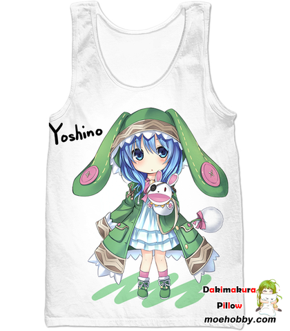 Image of Date A Live Yoshino Tank Top / Xxs