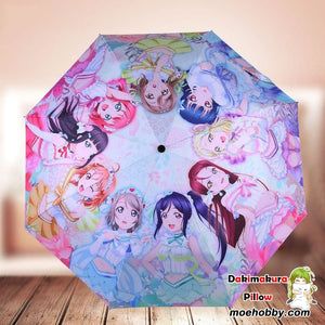 Lovelive! Schoolidolproject Foldable Anime Umbrella