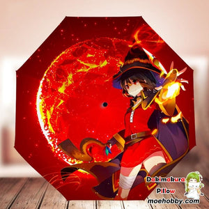 Konosuba Megumin Foldable Anime Umbrella