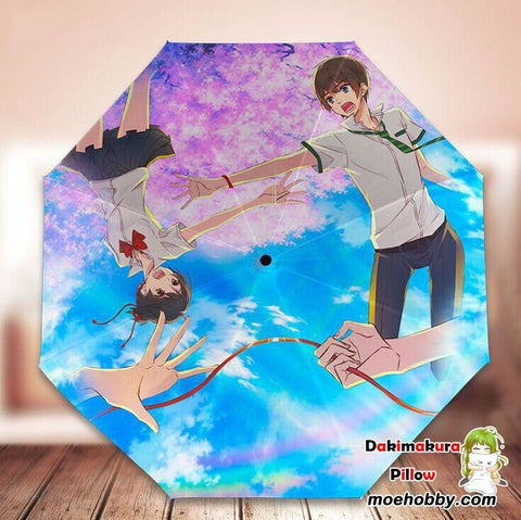 Your Name Foldable Anime Umbrella
