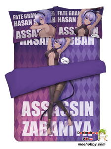Fate/prototype Hasan Sabbah Anime Bed Sheets