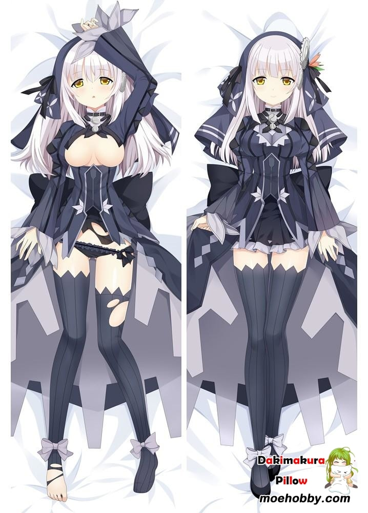Anime Clockwork Planet Ryuzu Otaku Dakimakura Hugging Body Pillow Cover