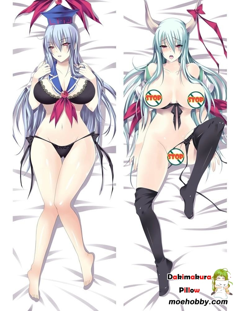 Anime Dakimakura Touhou Project Kamishirasawa Keine Hugging Body Pillow Cover