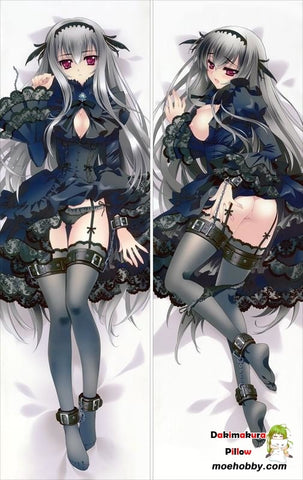 Image of Rozen Maiden Anime Dakimakura Pillow Cover