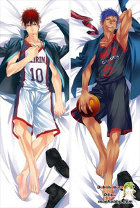 Kurokos Basketball Aomine Daiki Anime Dakimakura Body Pillow Case
