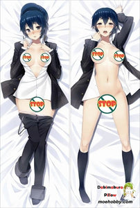 Persona 4 Naoto Shirogane Anime Dakimakura Japanese Pillow Cover