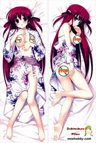 Image of The Fruit Of Grisaia Amane Suou Anime Dakimakura Japanese Pillow Cover