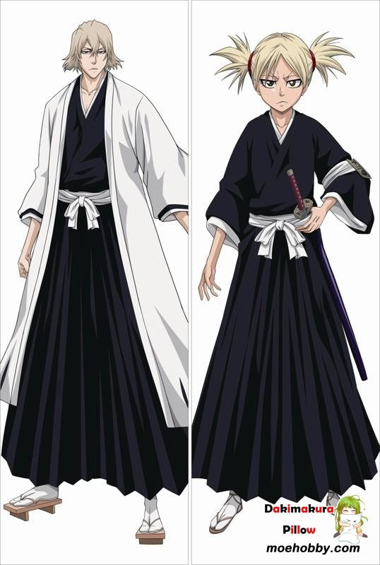 Bleach Anime Dakimakura Body Pillow Cover