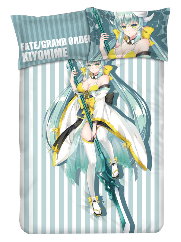 Fate/grand Order Berserker Kiyohime Anime Bed Sheets
