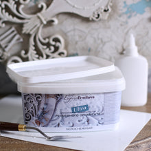 Plaster for ornaments ULTRA / 1Kg Tub