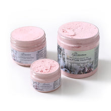 Pink Smoke - Decorative plaster