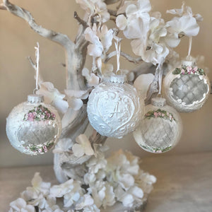 Set Of Four Ornaments