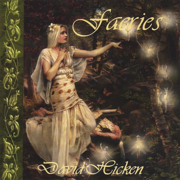 Faeries MP3 Album by David Hicken