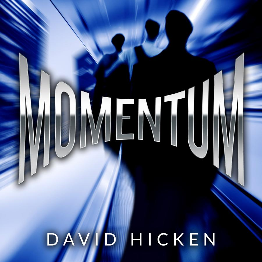 Momentum MP3 Album by David Hicken