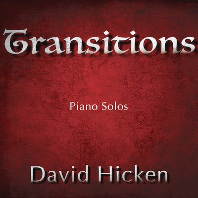 Transitions MP3 Album by David Hicken