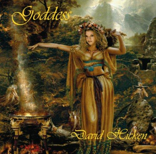 Goddess MP3 Album by David Hicken